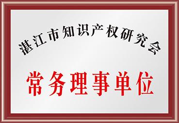 湛江市知识产权研究会常务理事单位